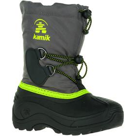 Kamik Southpole 4 Winter Boots Kinder charcoal
